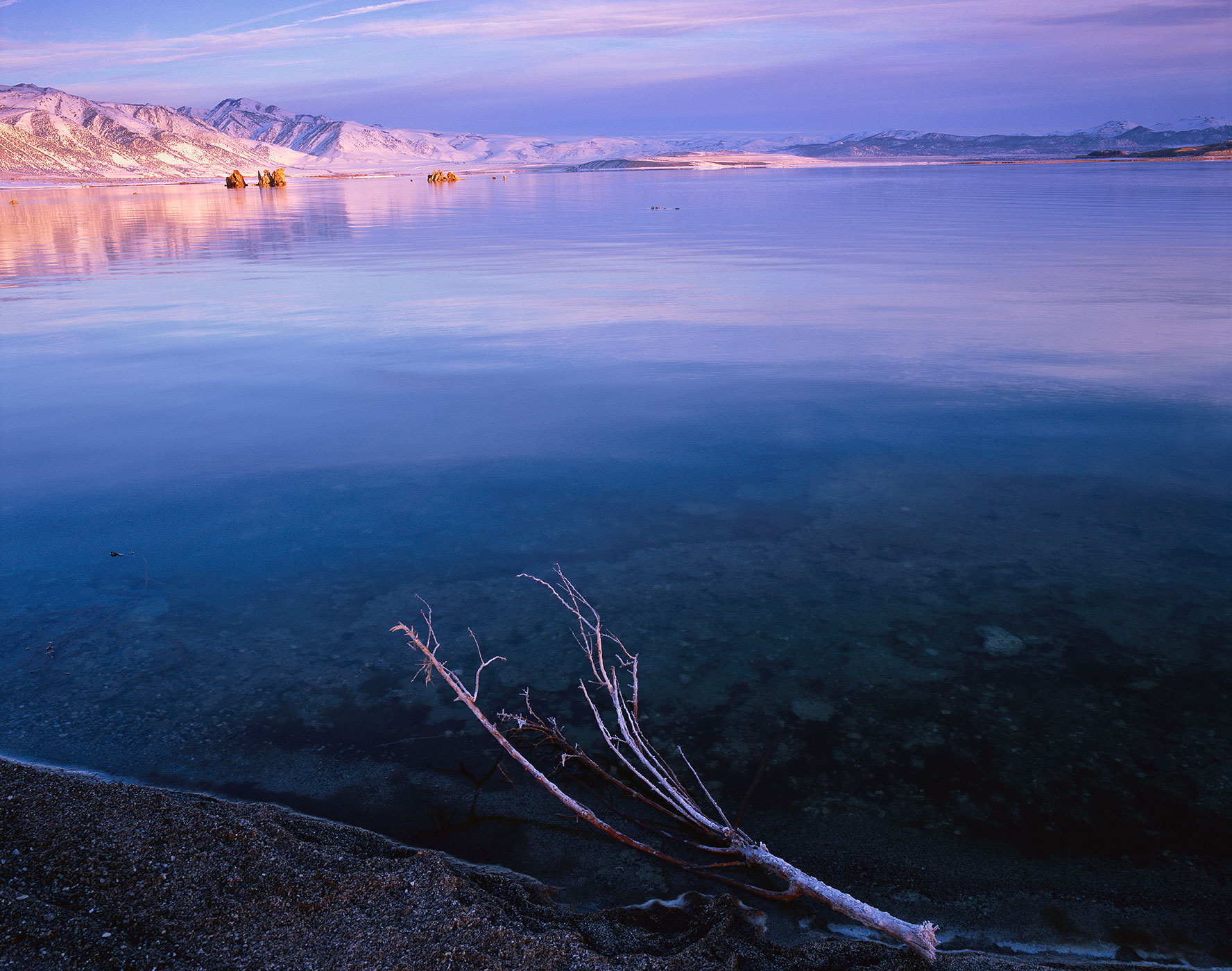 828 Mono Lake, Sunrise, Inyo National Forest, California